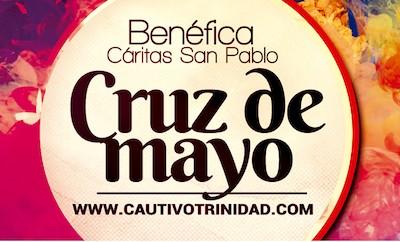 Cruz de Mayo de la Cofradía del Cautivo