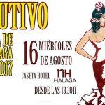 Caseta del Cautivo en la Feria de Málaga 2017