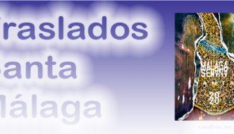 Traslados Semana Santa de Málaga 2020